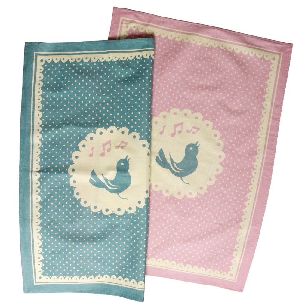pantry design set of 2 tea towels - Kitchen Towels New Design