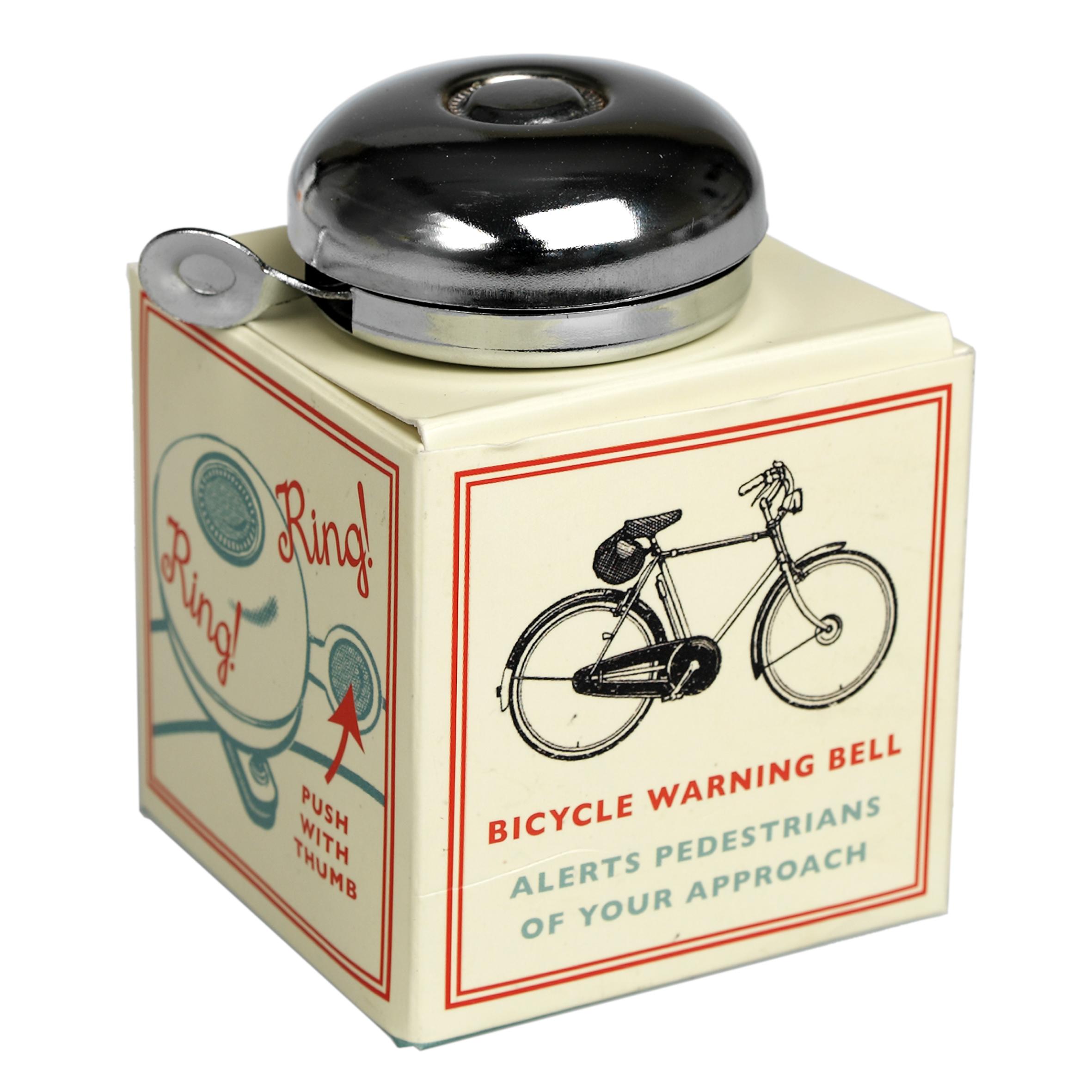 Classic Chrome Bicycle Bell | Rex London (dotcomgiftshop)