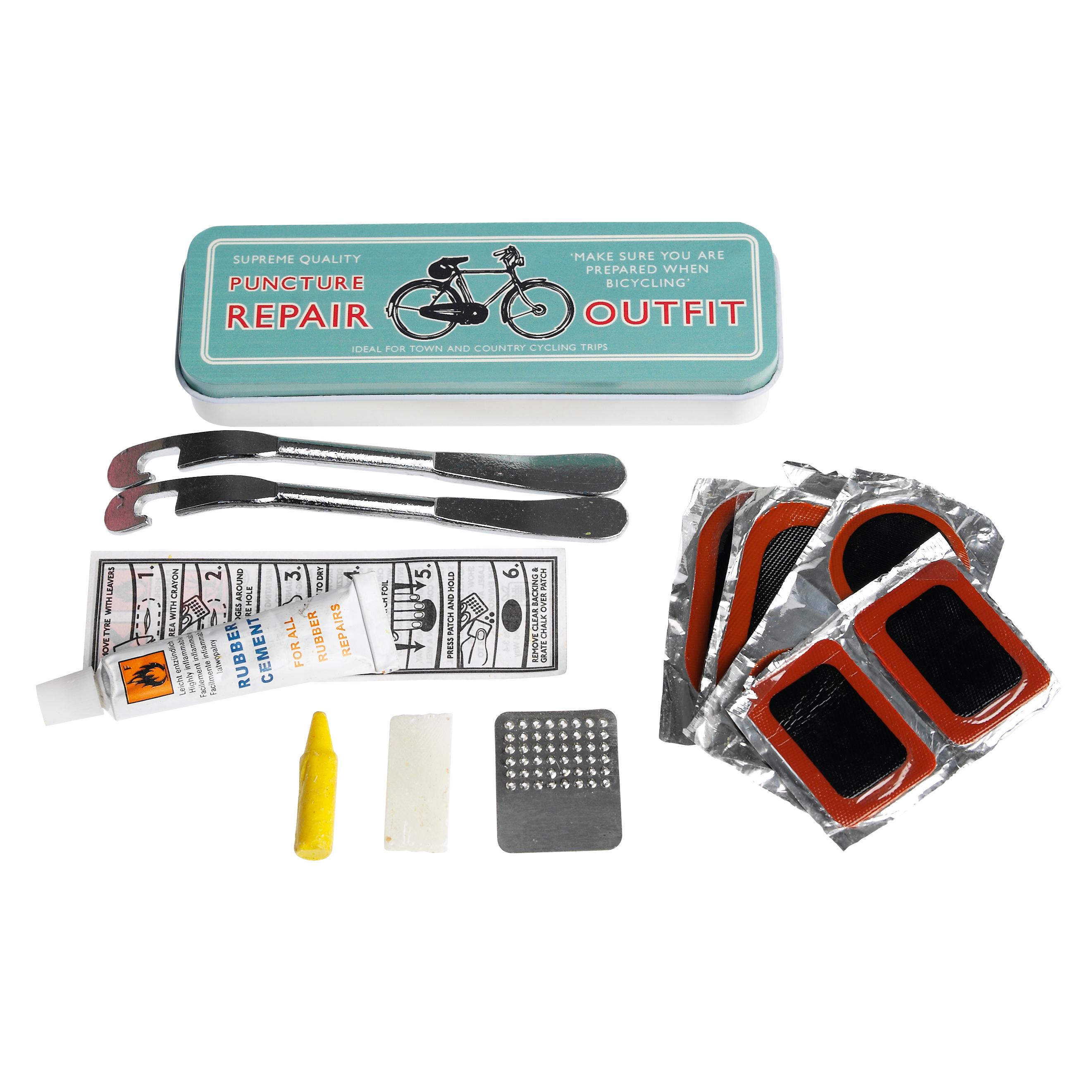 Bicycle Puncture Repair Kit Rex London At Dotcomgiftshop