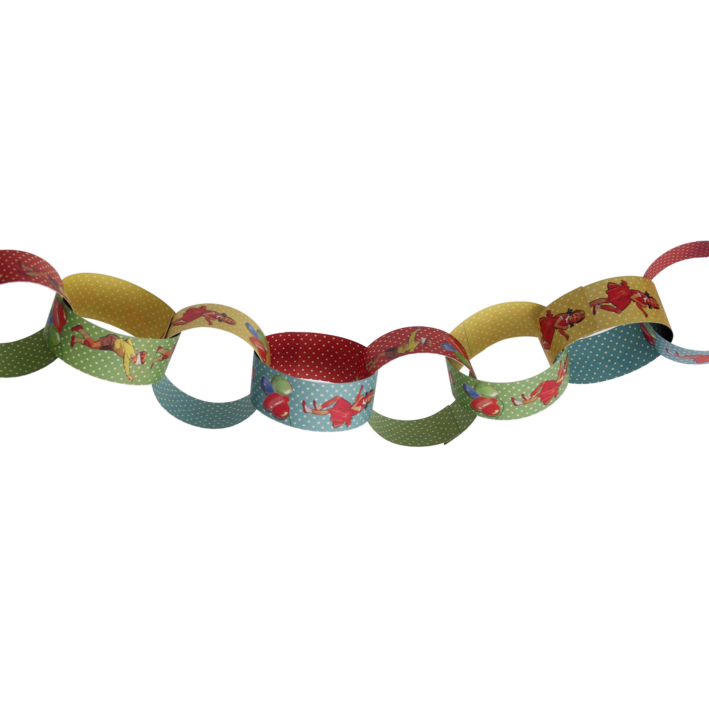 paper chain How to make a paper chain reusable for kids to learn the alphabet it also makes  it a great quiet time activity for kids.
