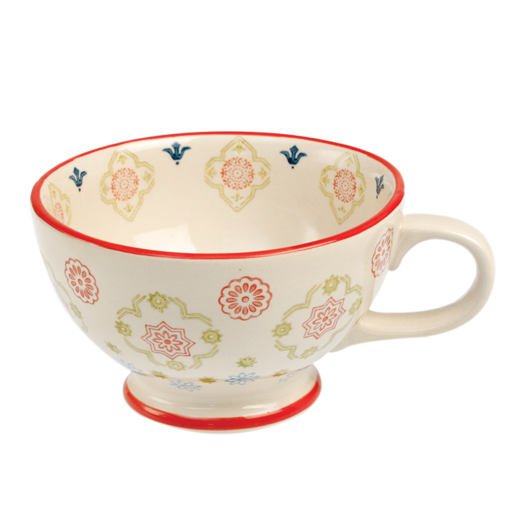 Japanese Coffee Mugs Stoneware Coffee Cup Medina Tile Rex London At