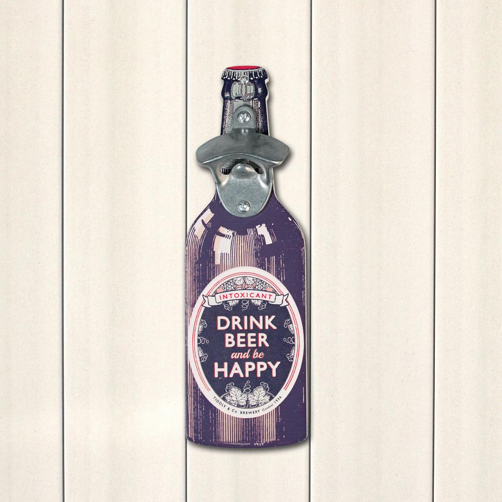D capsuleur de biere vintage dotcomgiftshop - Decapsuleur automatique biere ...