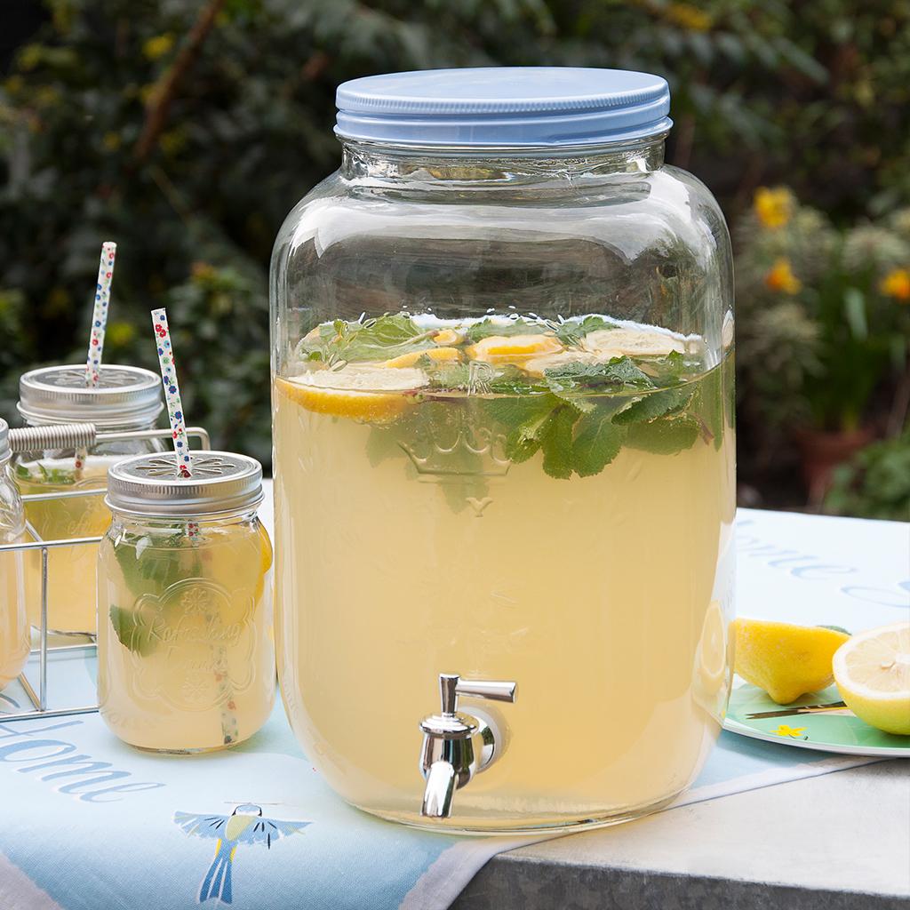 Garden Party Lemonade Drinks Dispenser Rex London At