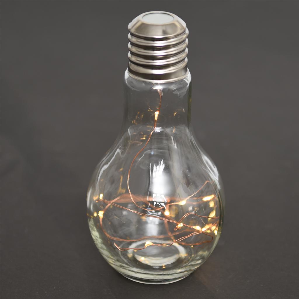 Light Bulb Table Lamp Rex London Dotcomgiftshop