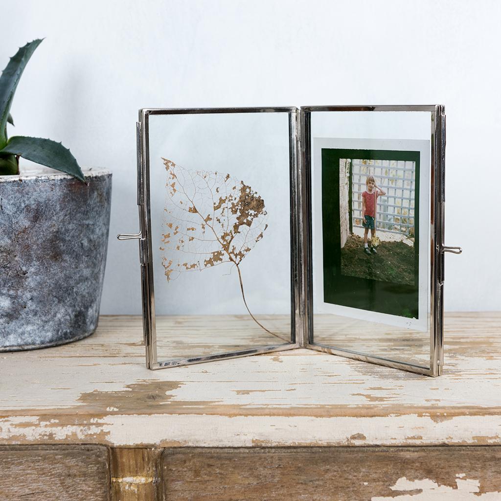 Silberfarbener Bilderrahmen Für 4 Bilder | Rex London (ehemals ...