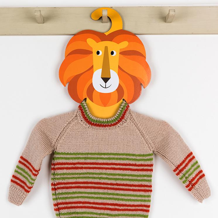 Charlie the Lion childen's hanger