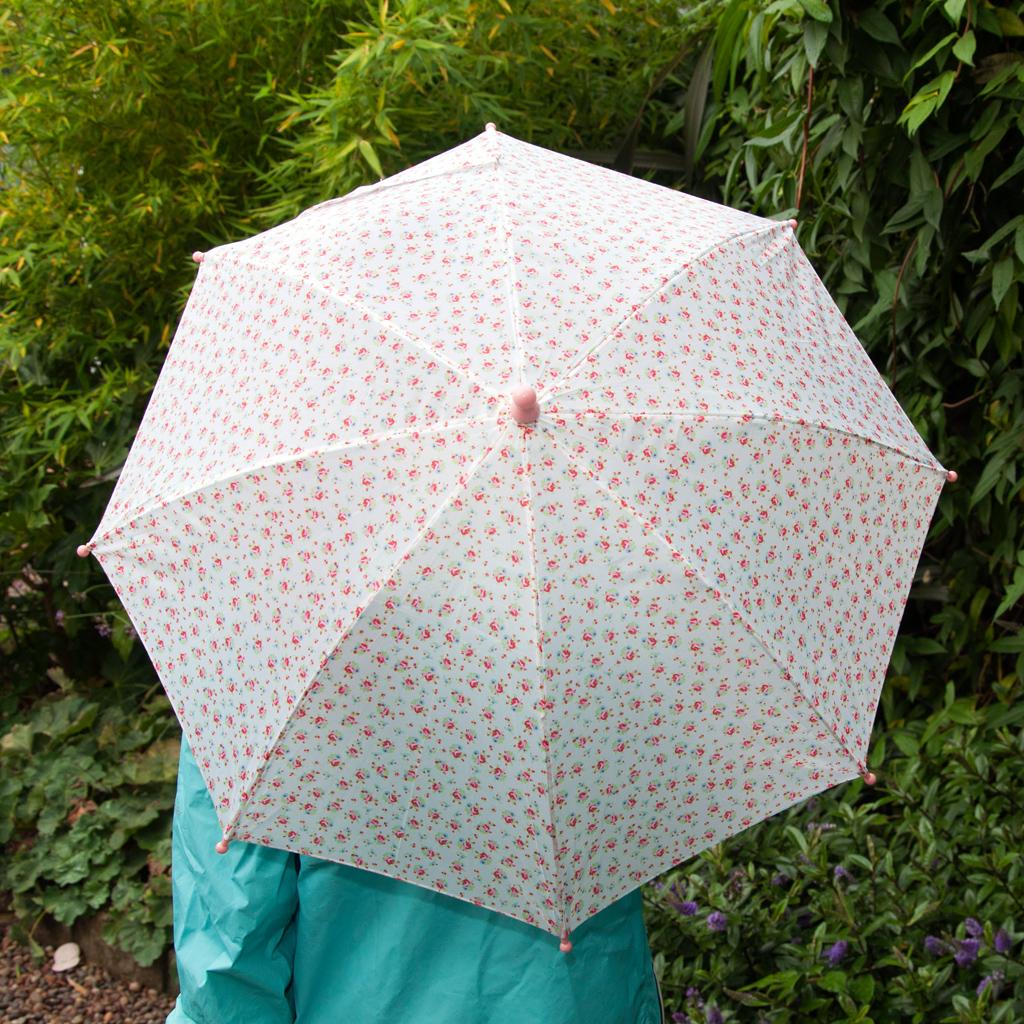 la petite rose children 39 s umbrella rex london at dotcomgiftshop. Black Bedroom Furniture Sets. Home Design Ideas