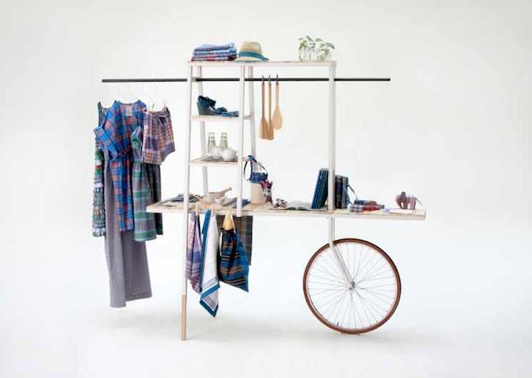 bike shelves