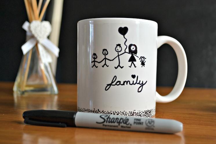 DIY mug gift