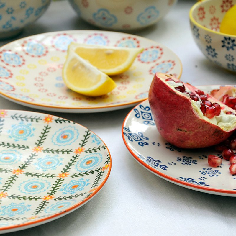 moorish pottery