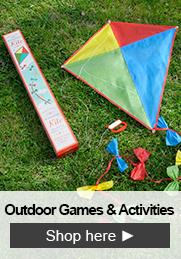 Outdoor Games & Activities