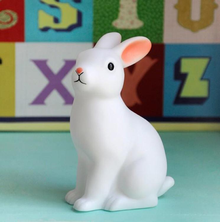 Rex London rabbit night light
