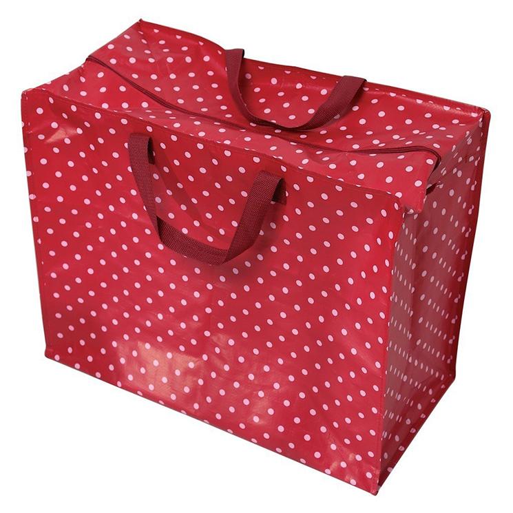 Rex London red spot jumbo bag