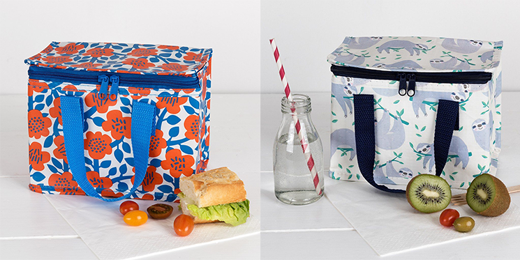 Rex London insulated lunch bags