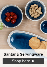 Santana Servingware