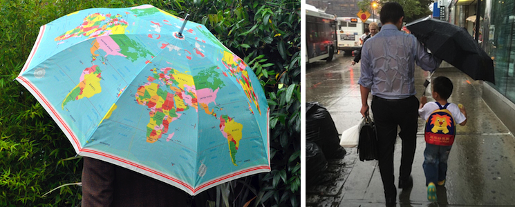 World Map Umbrella Uk. Be somewhere else on a rainy day under our World Map umbrella  Hero dad shelters his son from the downpour Pictured Umbrella 14 95 Why is your friend dotcomgiftshop blog
