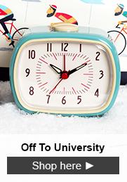 Off To University