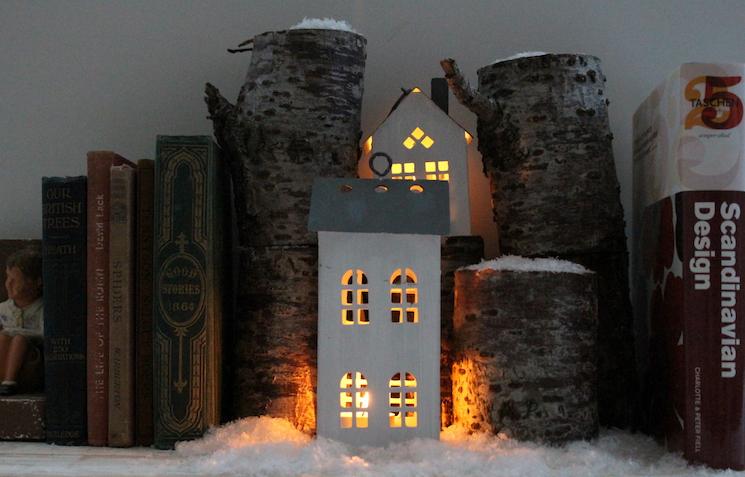Amsterdam house tealight holder