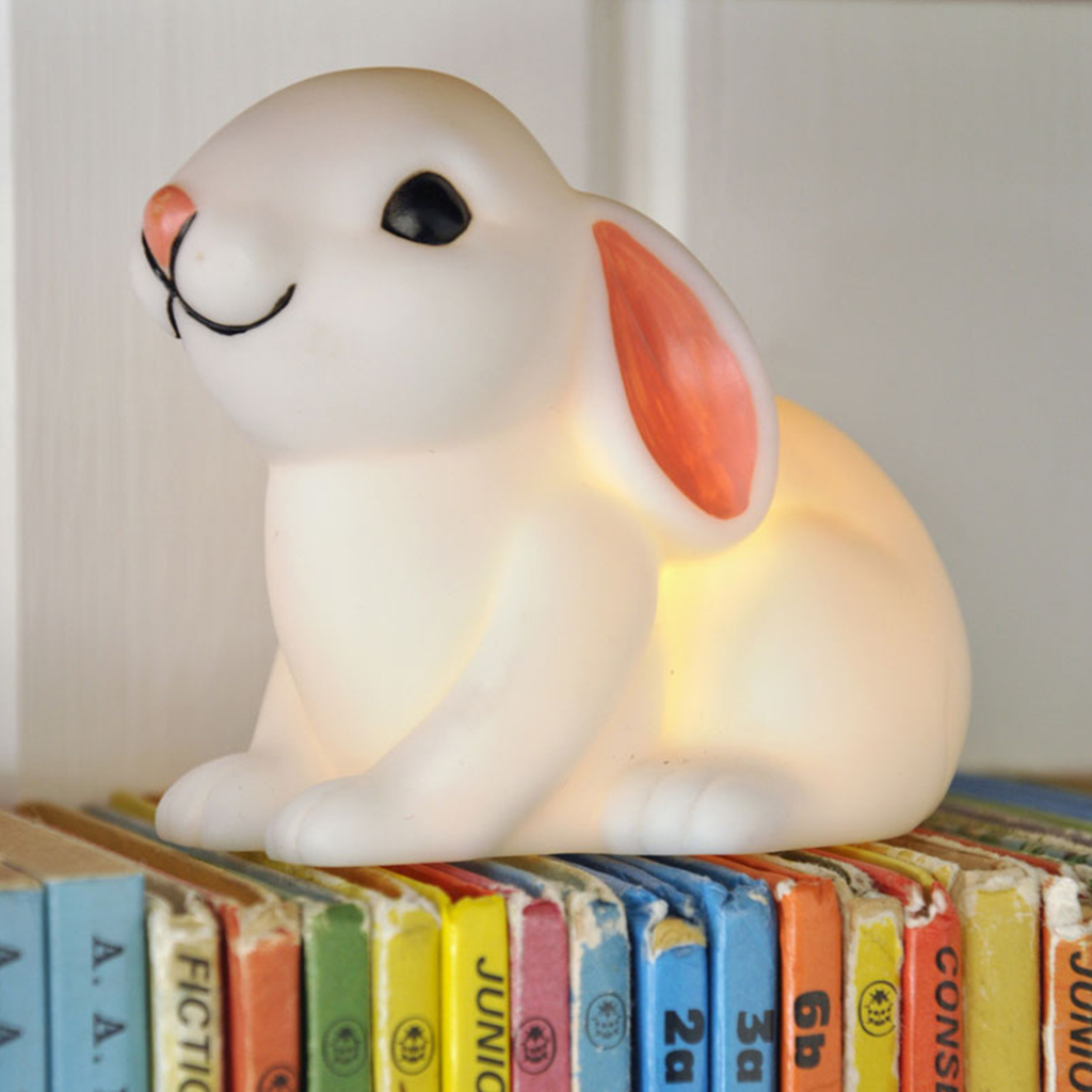 baby bunny night light rex london dotcomgiftshop. Black Bedroom Furniture Sets. Home Design Ideas