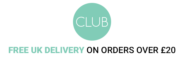 Free UK Delivery for Club Members