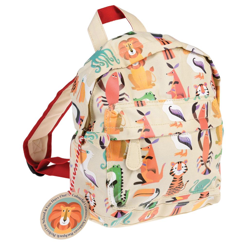 6be8ecd189e0 Colourful Creature Mini Backpack