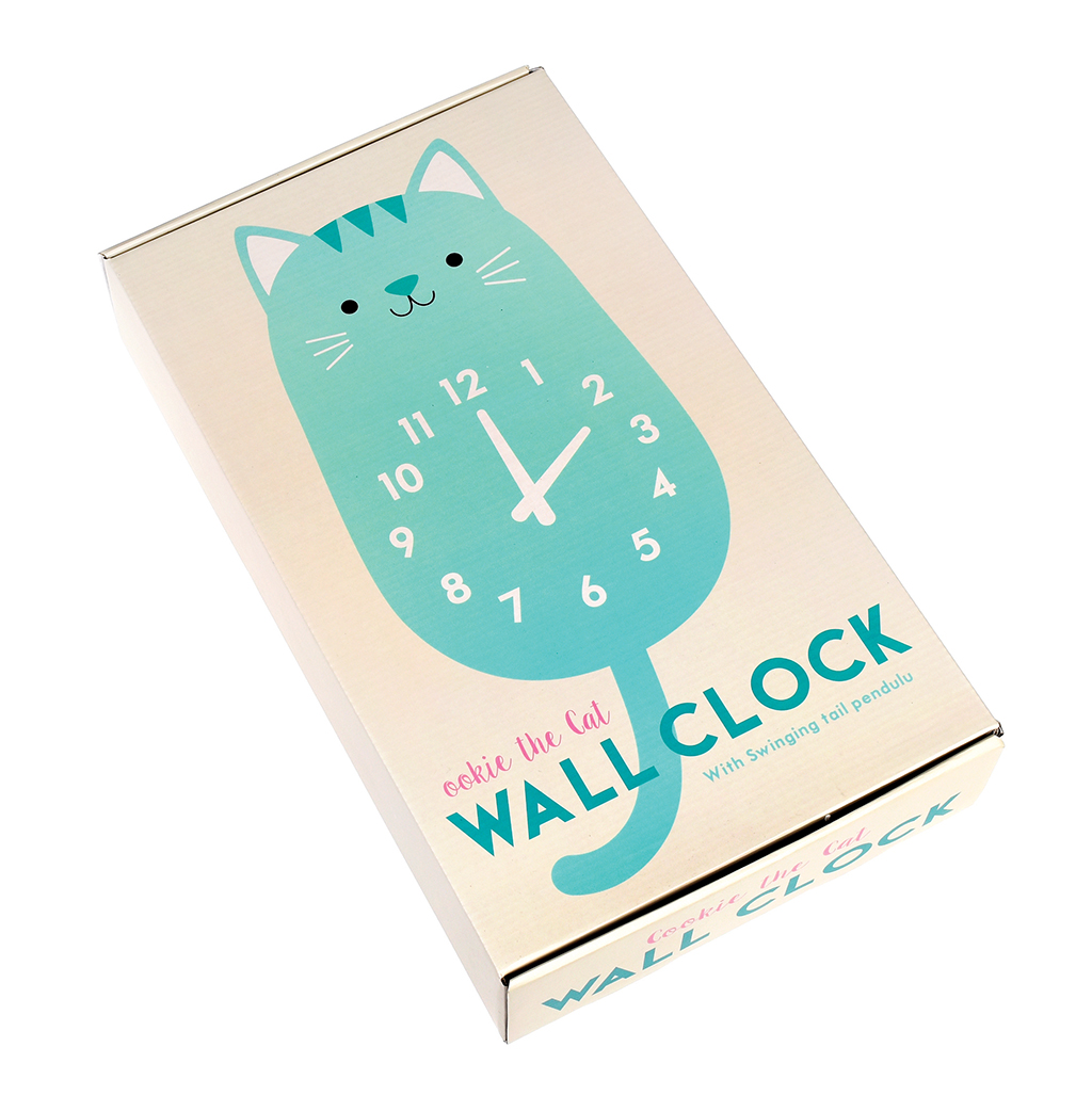 Felix the cat wall clock choice image home wall decoration ideas wall clock cat images home wall decoration ideas cookie the cat wooden wall clock dotcomgiftshop cookie amipublicfo Gallery