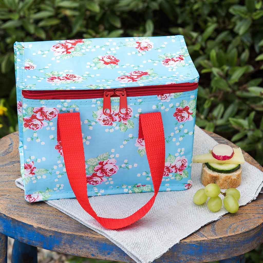 English Rose Lunch Bag | Rex London (dotcomgiftshop)