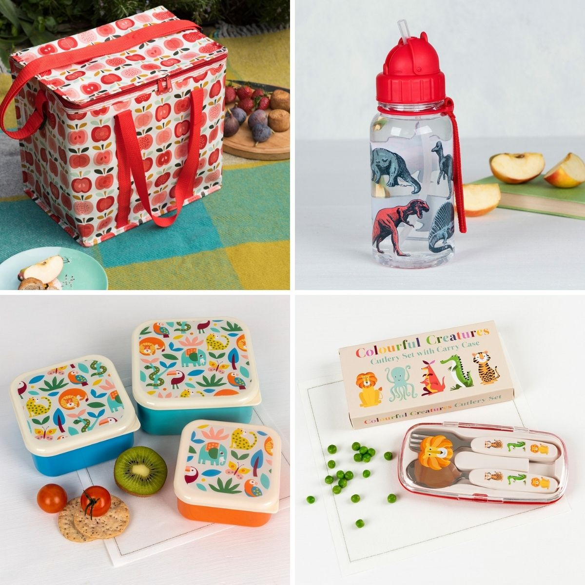 Lunch accessories for family days out