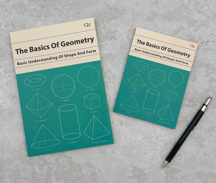 Rex London geometry notebooks