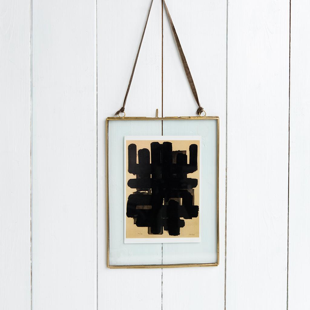 Hanging Brass Frame 15x20cm | Rex London (dotcomgiftshop)