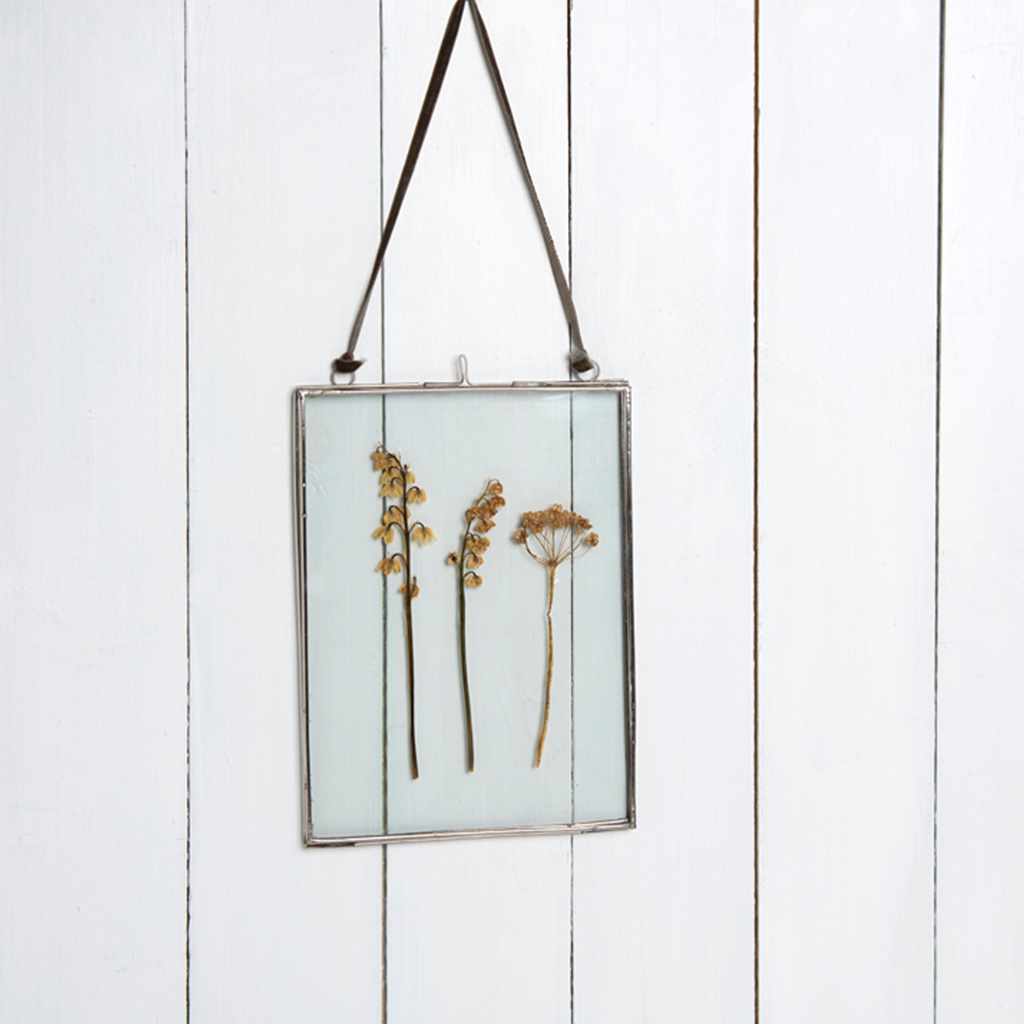 medium double sided glass frame - Double Sided Glass Frame