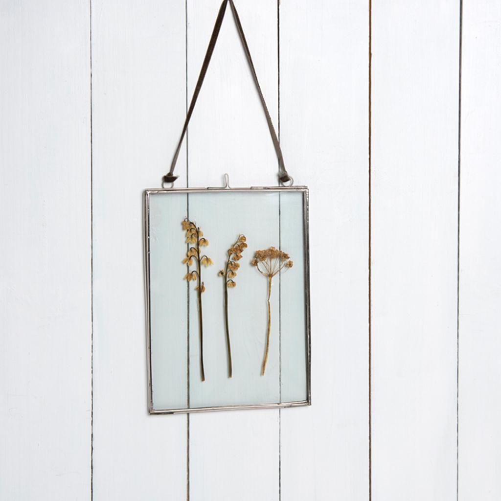 medium double sided glass frame - Double Glass Frame
