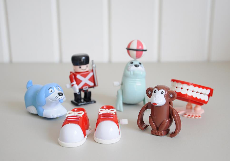 Tanzender Affee Spielzeug Zum Aufziehen   Rex London (ehemals ...