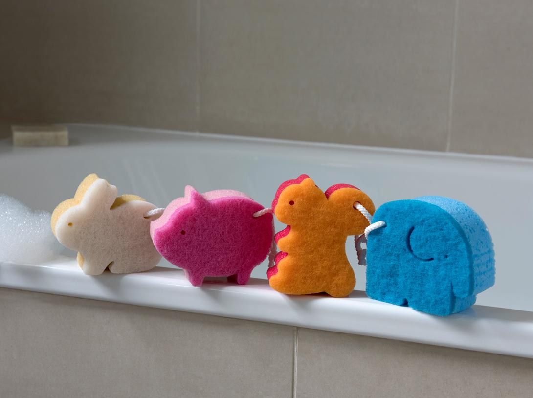 elephant bath sponge | dotcomgiftshop, Hause ideen