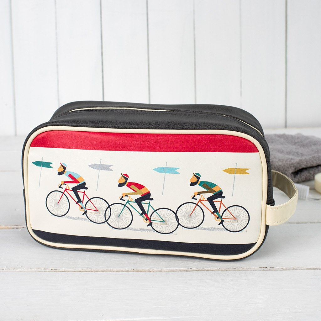 Le Bicycle washbag