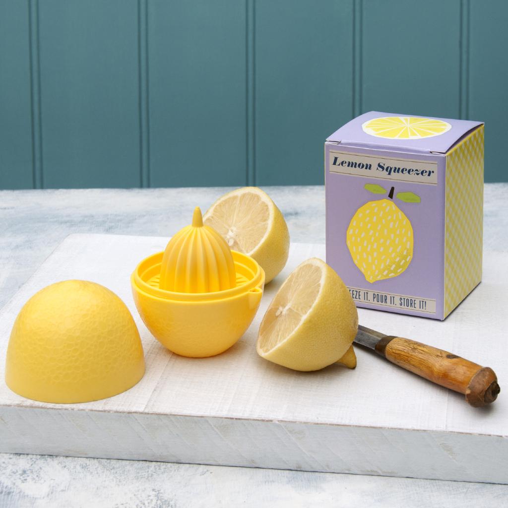 Lemon Squeezer Rex London Dotcomgiftshop