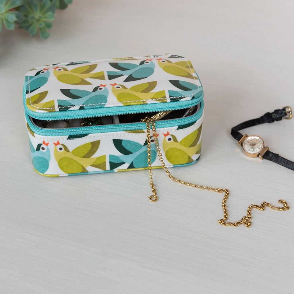 Love Birds jewellery box