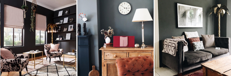Urban glamour, luxurious materials, and velvety grey tones