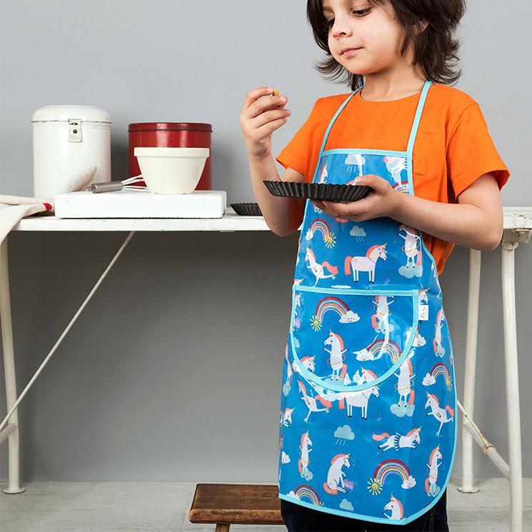 Magical Unicorn children's apron