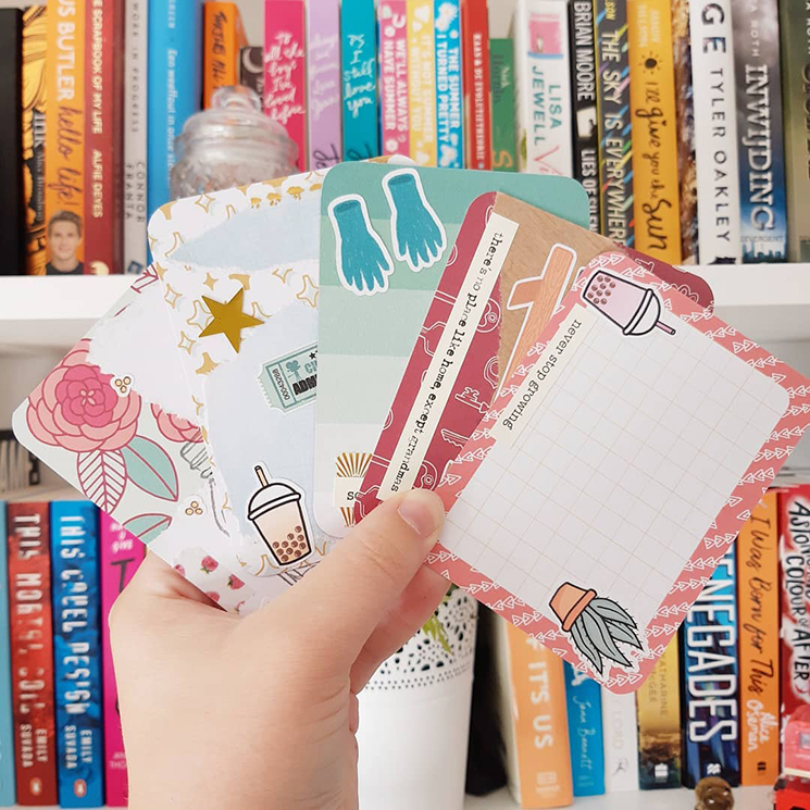 Pen pal letters by mailbylaura