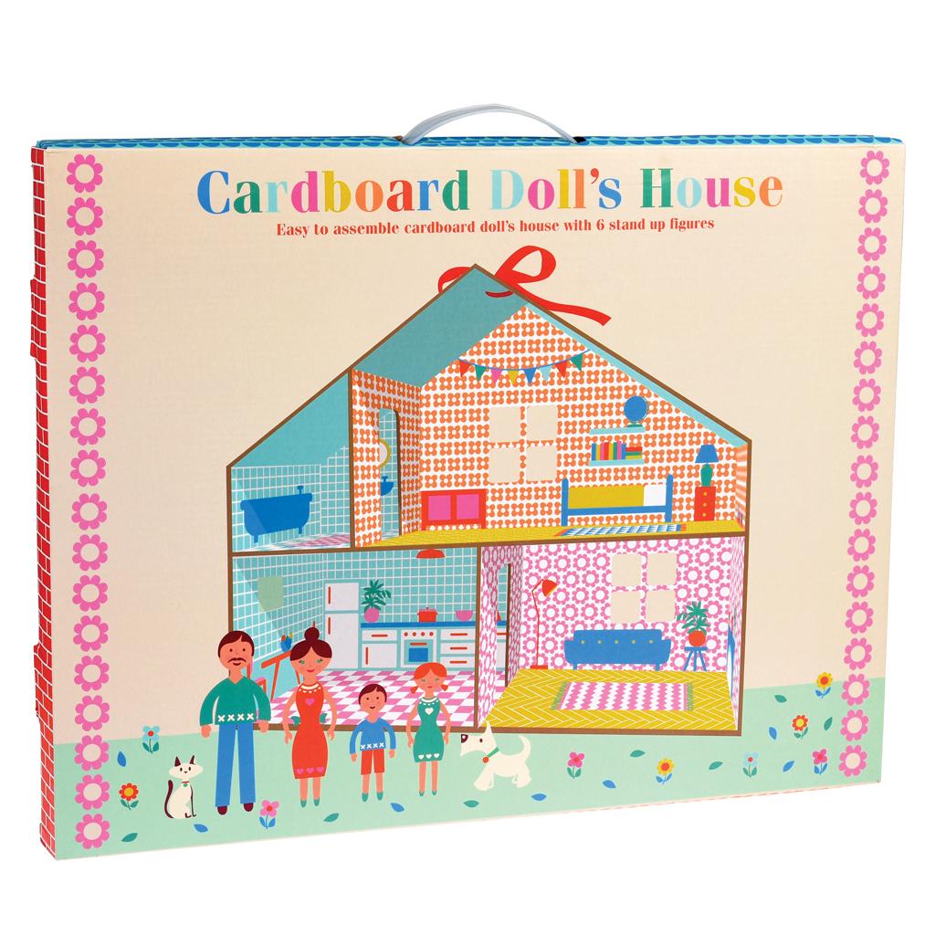 Make Your Own Dolls House Rex London Dotcomgiftshop