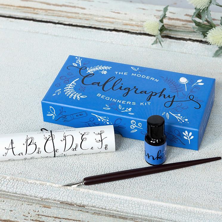Modern calligraphy beginner's kit
