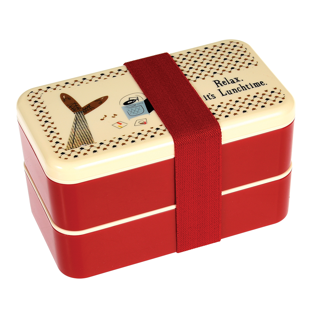 Modern Man Adult Bento Box Rex London Dotcomgiftshop