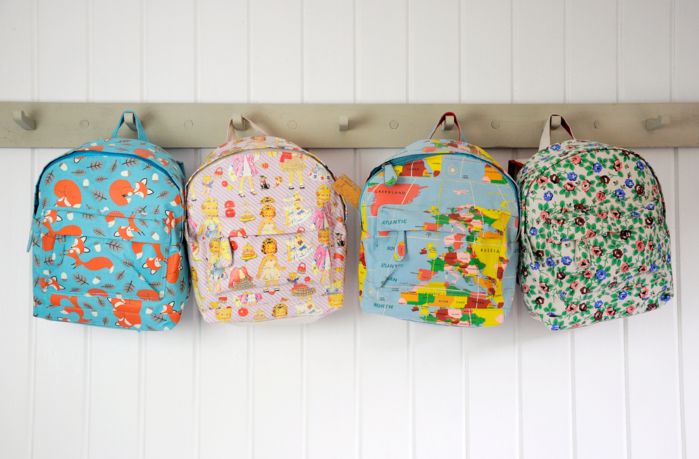 World map mini backpack rex london at dotcomgiftshop world map childrens mini rucksack childrens mini backpacks gumiabroncs Images