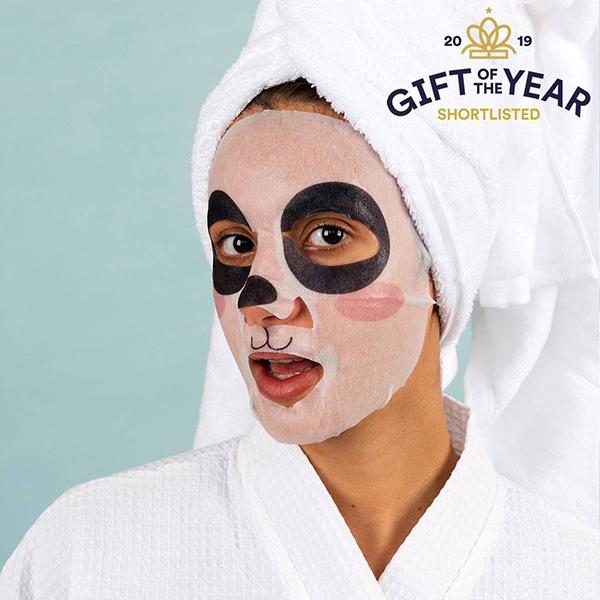Koreanische Gesichtsmasken
