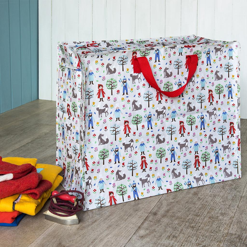 Red Riding Hood Jumbo Bag | Rex London (dotcomgiftshop)