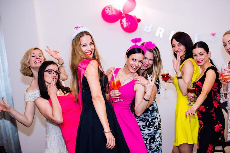 Dressing Up Hen Party Dress Code