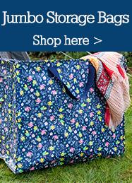 Ditsy Garden Jumbo Bag
