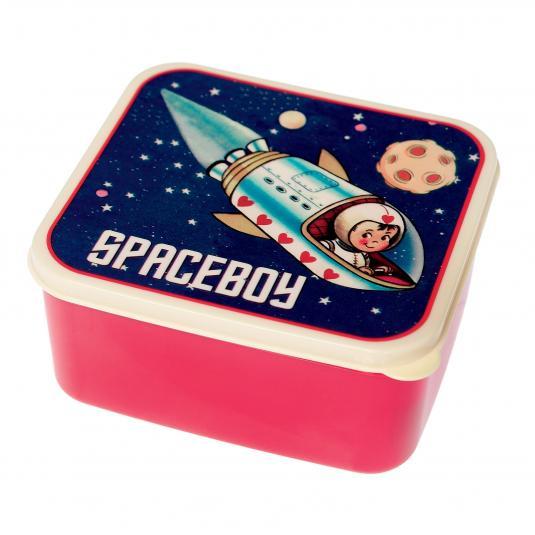 Spaceboy design Lunch Box