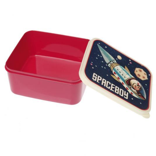 Spaceboy plastic Lunch Box